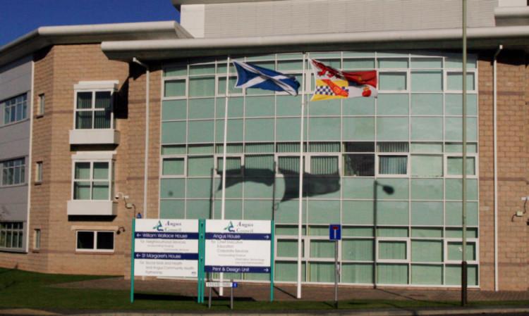 Angus Council HQ