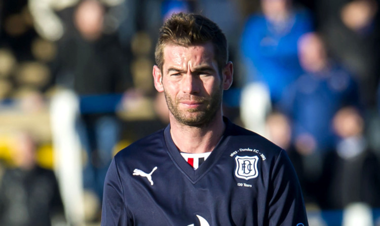 MacDonald was approaching 34 when he made move to Dens Park