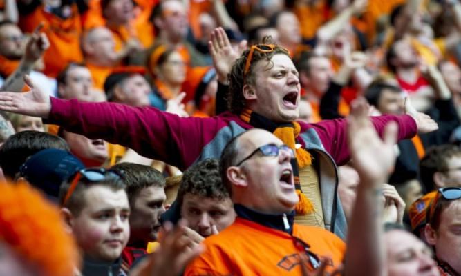 Dundee's football clubs react to coronavirus fears