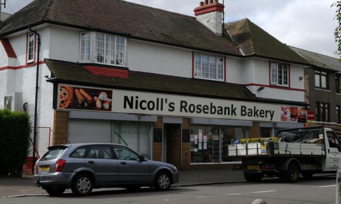Nicoll's Rosebank Bakery