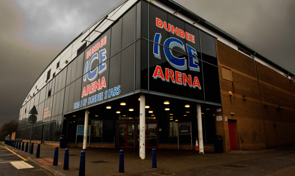 The championships will take place at the Dundee Ice Arena