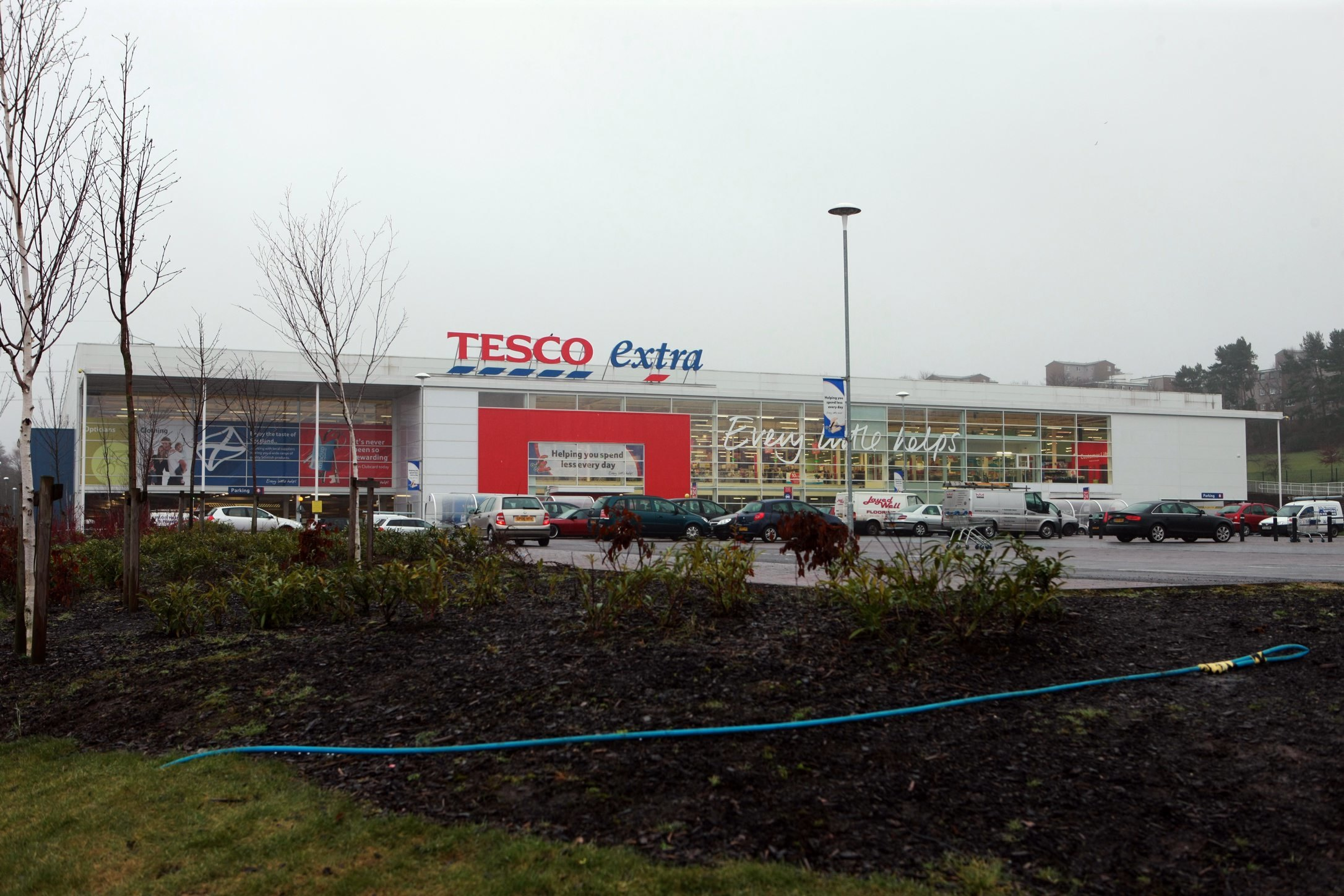 Tesco on South Road, Dundee