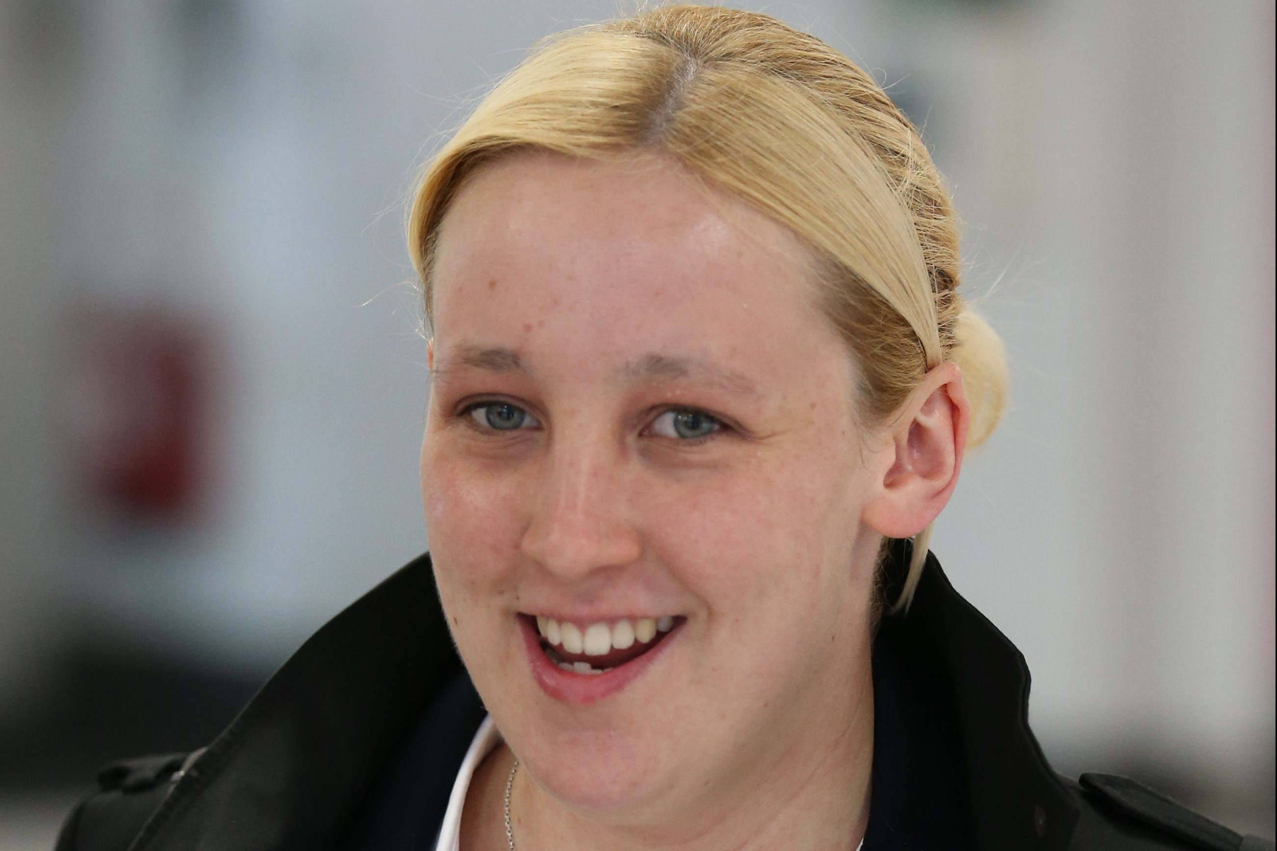 SNP's Mhairi Black MP.