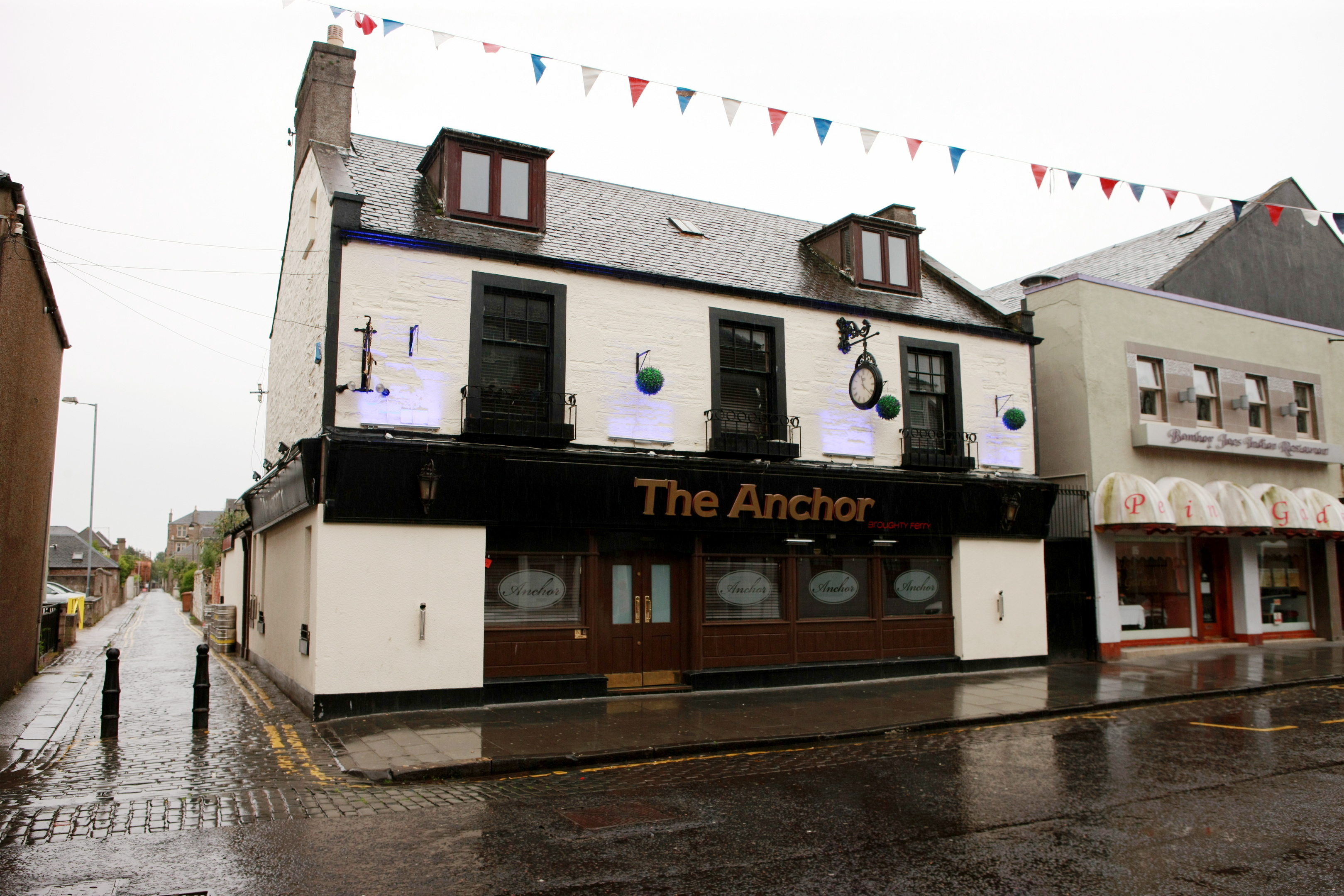 The Anchor in Broughty Ferry