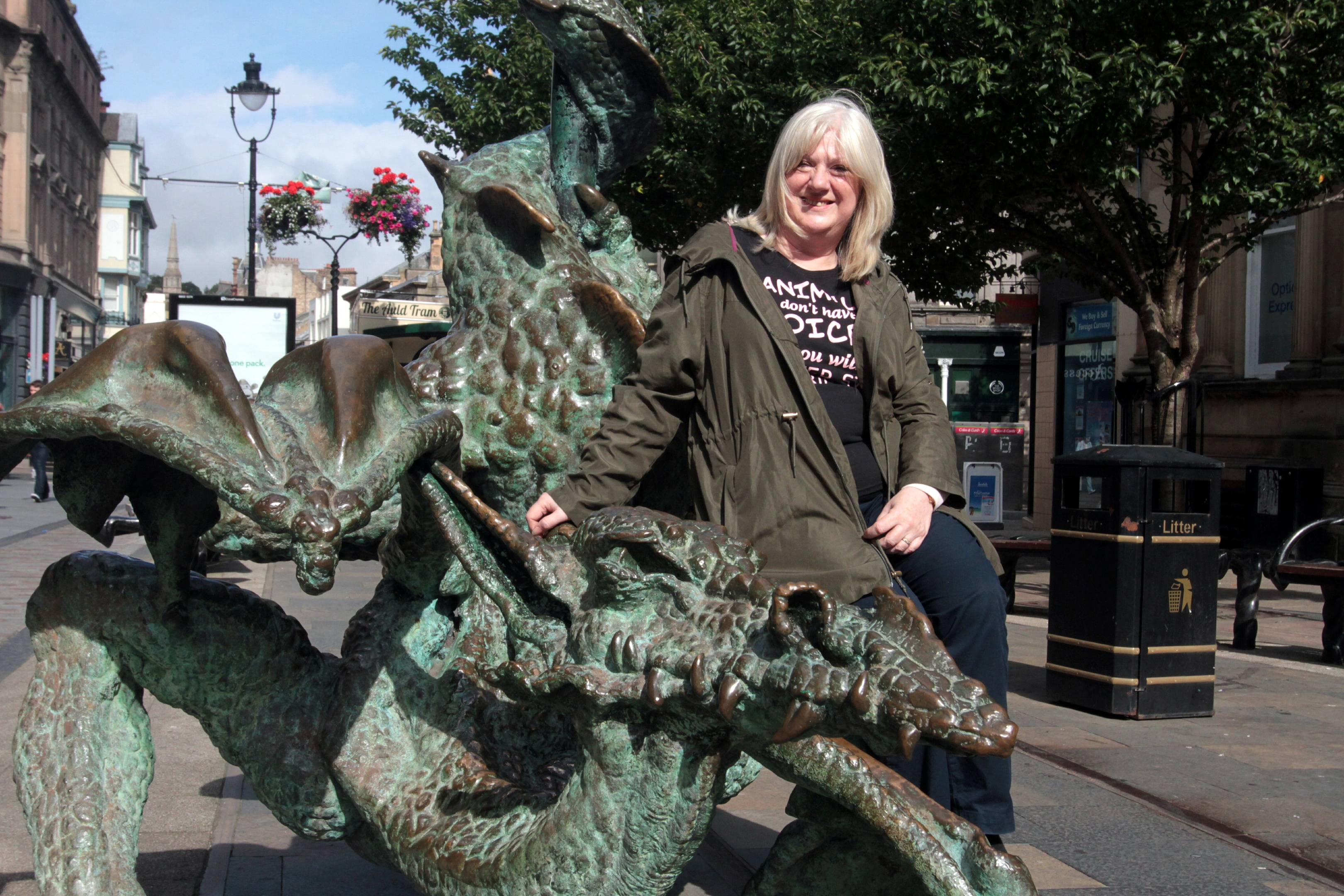 Sandra Boyle, 67, says every woman should get checked for womb and cervical cancer.