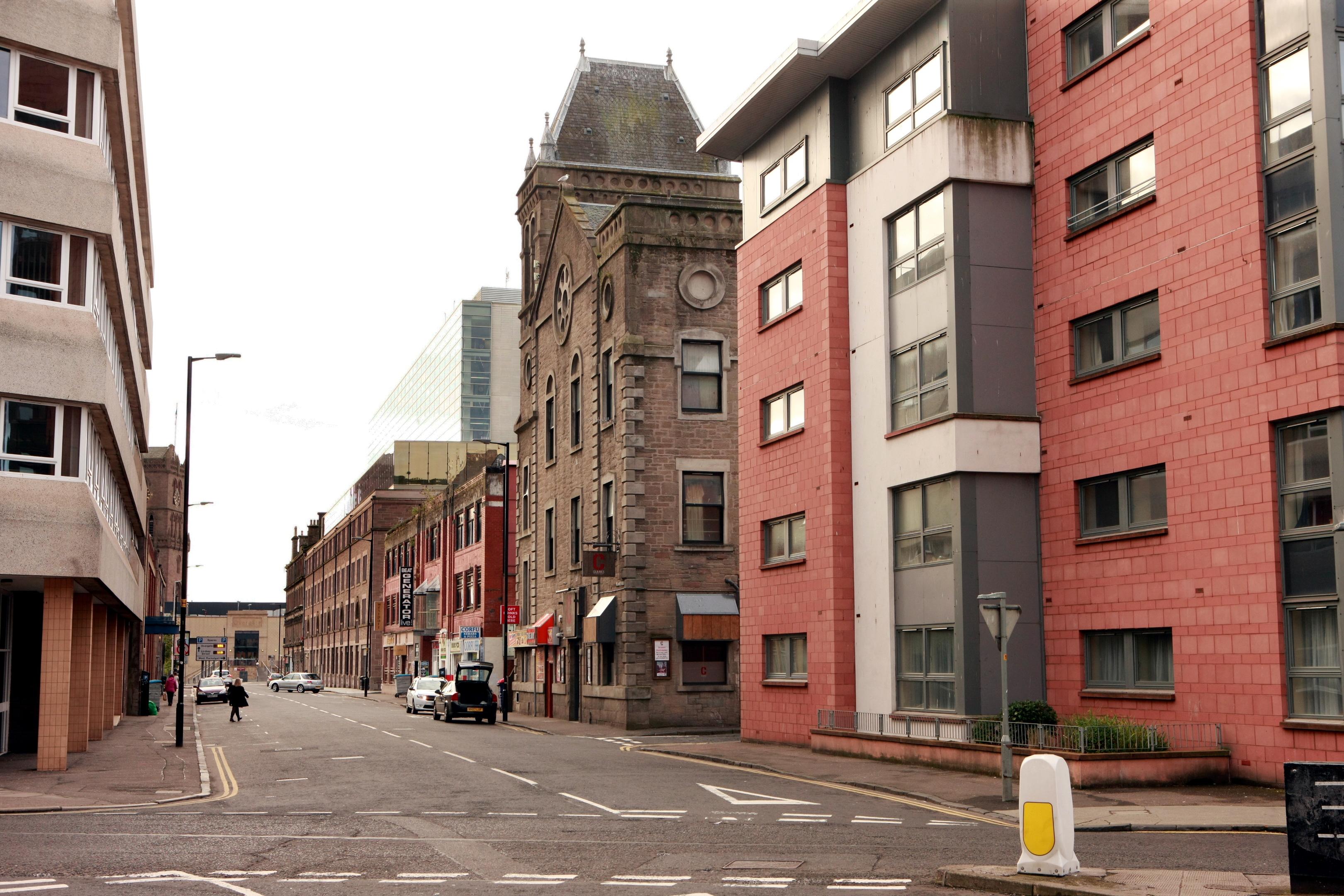 North Lindsay Street (stock image)