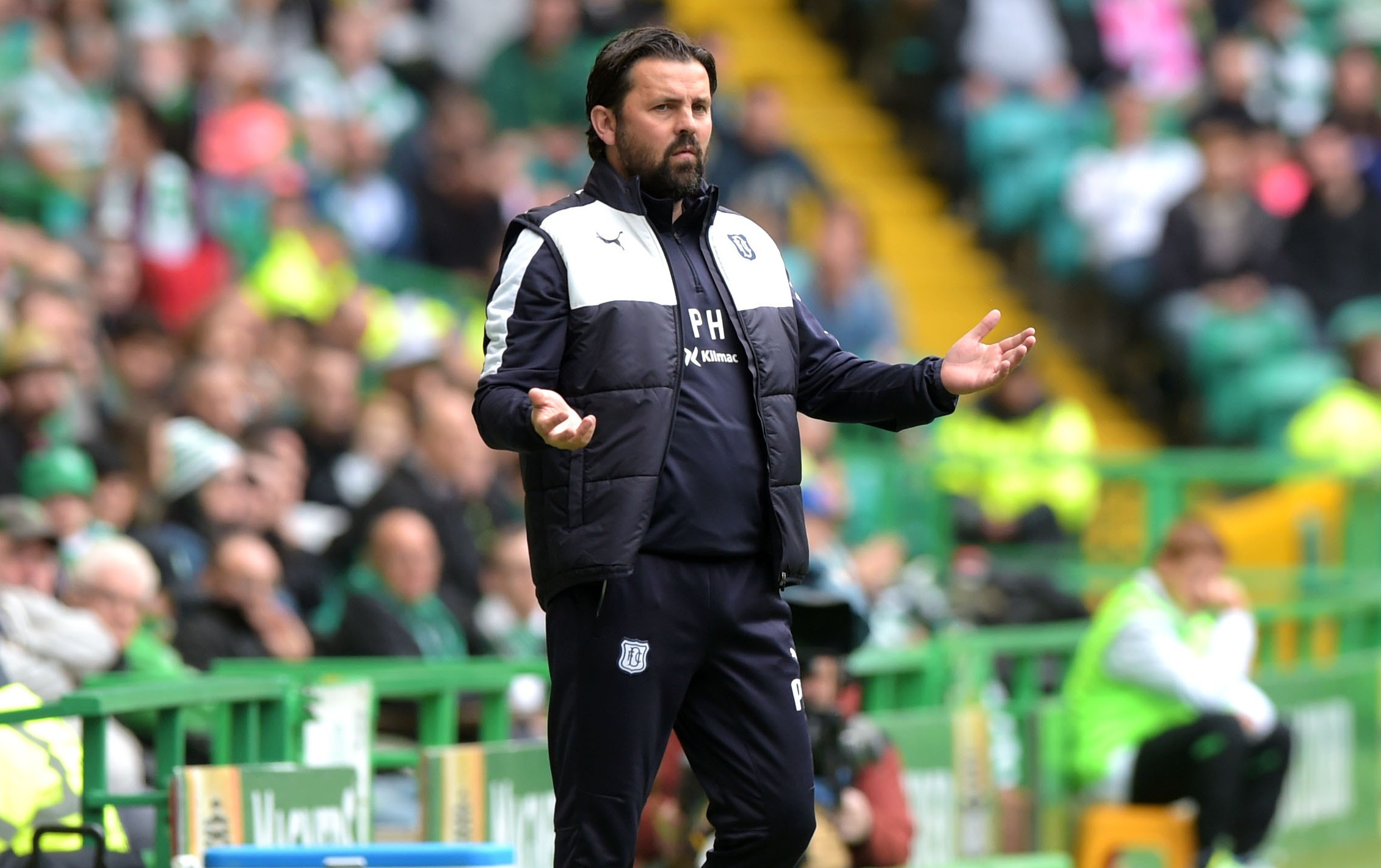 Paul Hartley wonders what went wrong.