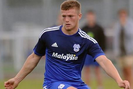 Rhys Healey (Pic from CardiffCity.co.uk)