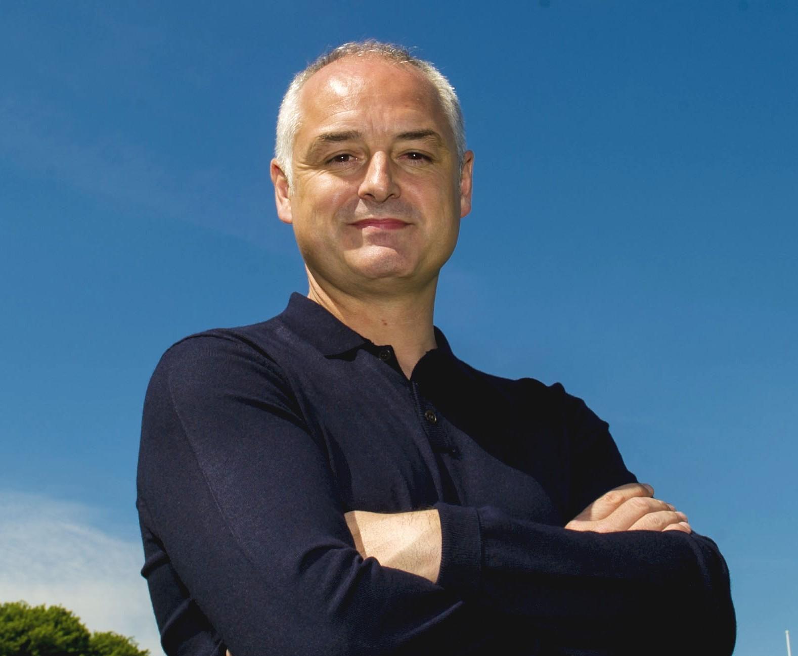New Dundee United boss Ray McKinnon