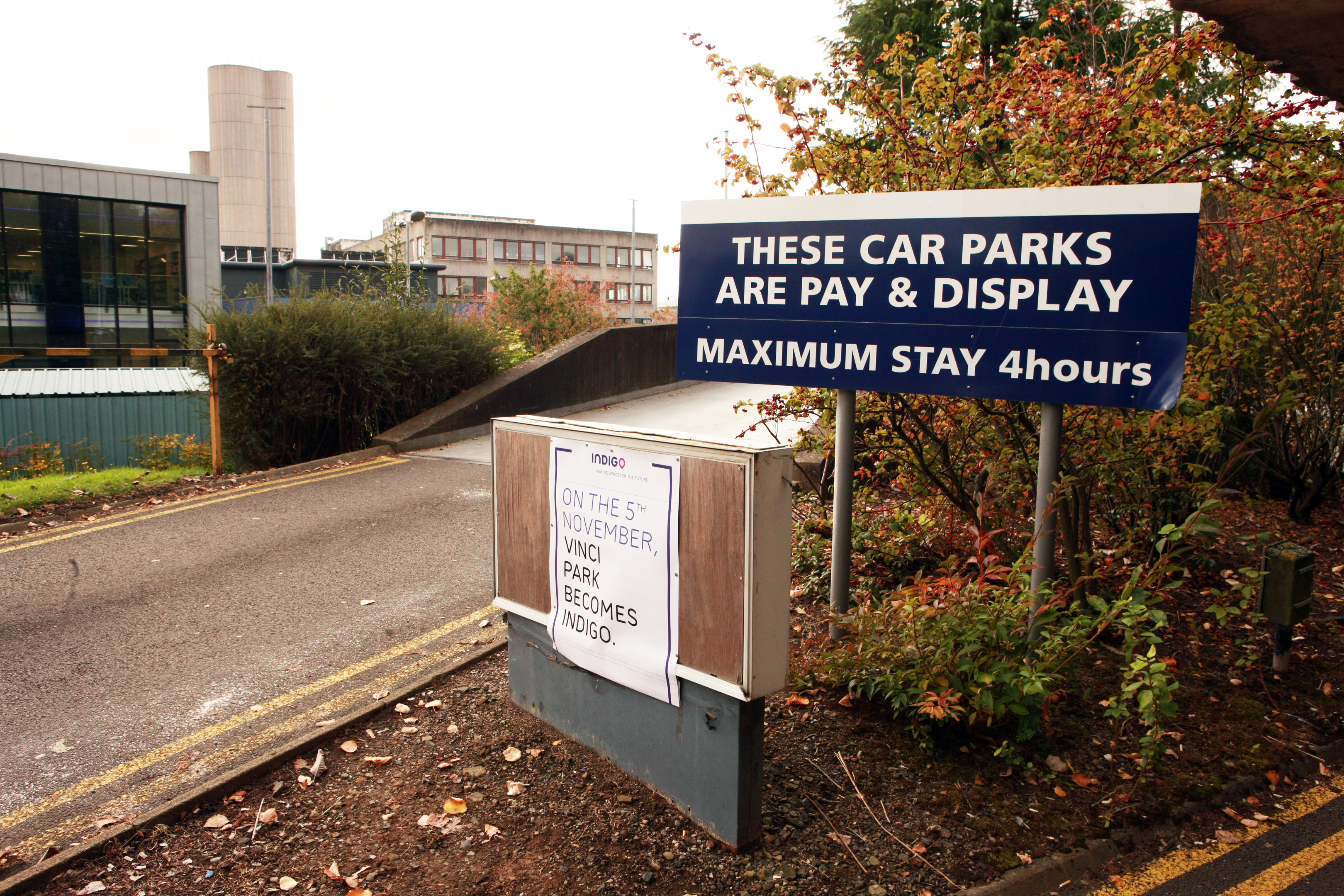 The cost of annual staff permits at Ninewells is to increase to £436.80.