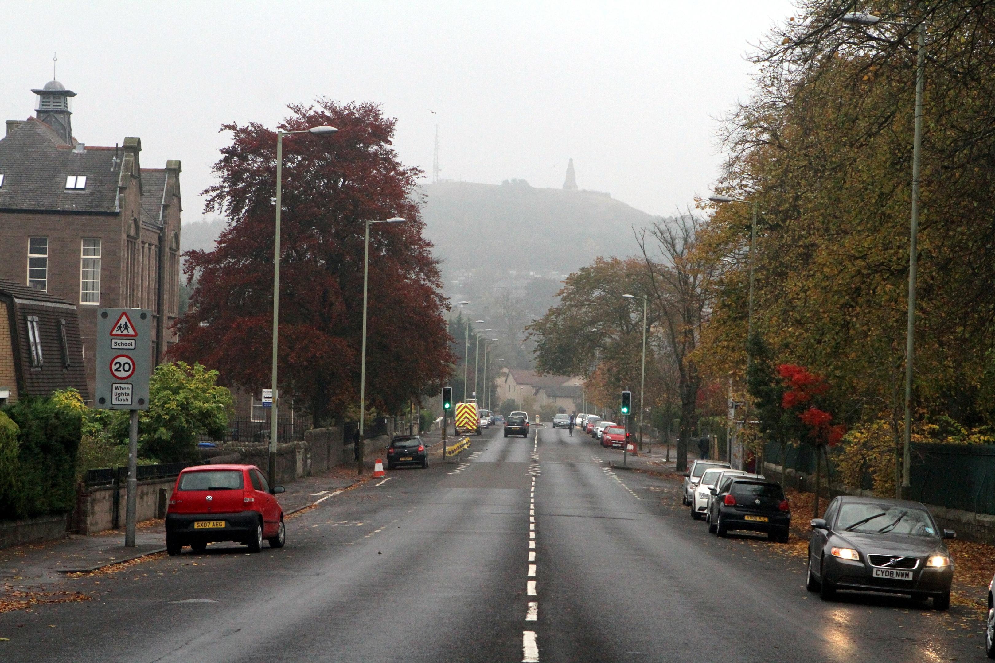 Ancrum Road