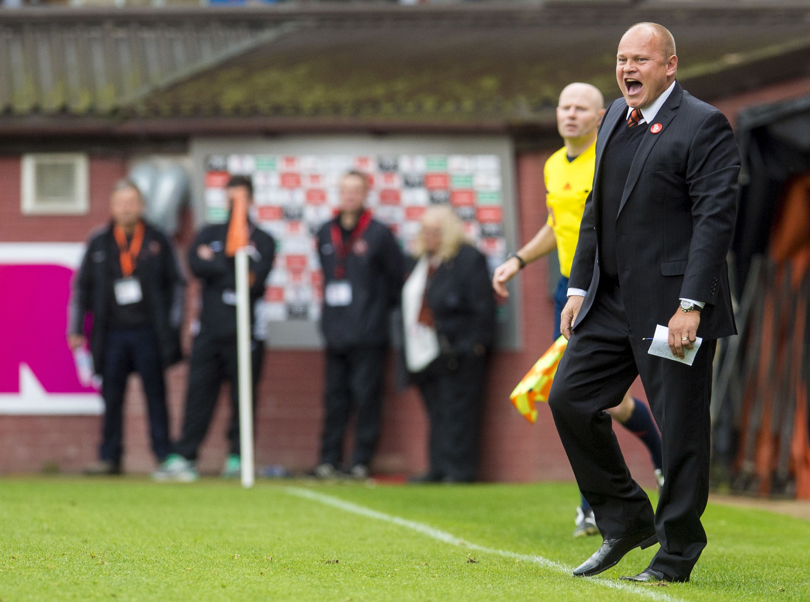 Mixu Paatelainen knows he has a big job on his hands to lift Dundee United out of their current predicament.