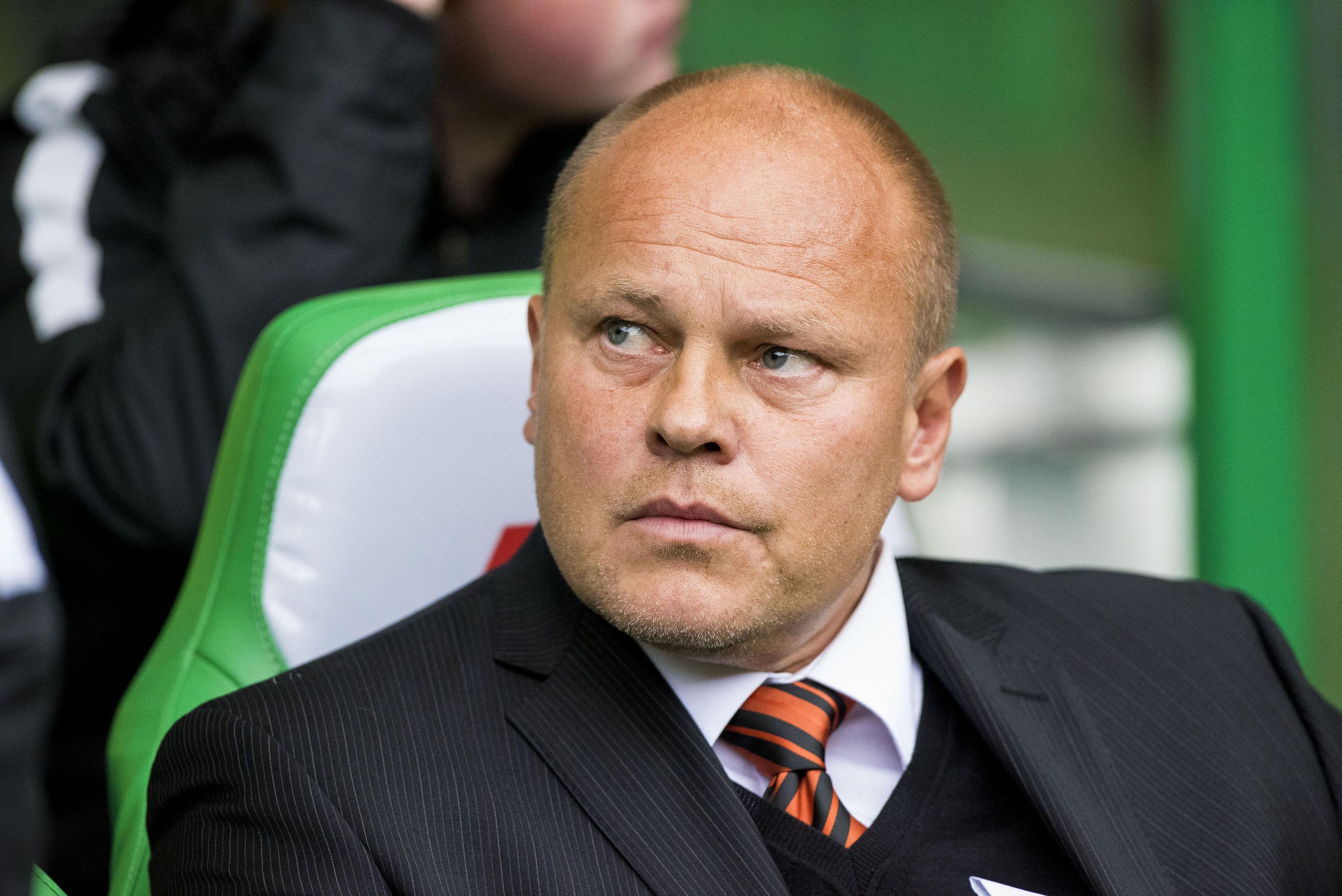 Dundee United manager Mixu Paatelainen.