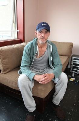 Stab victim George Tracey