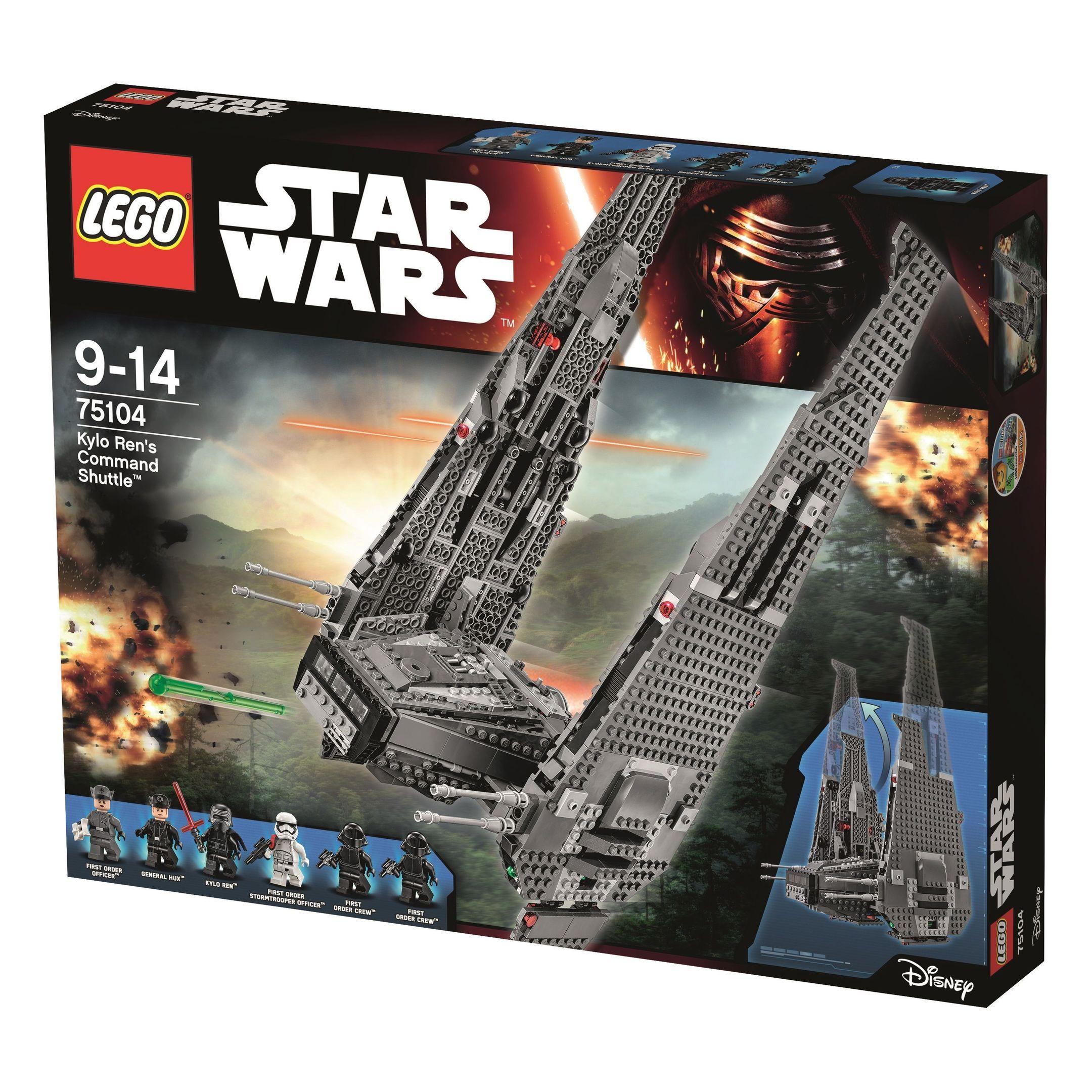 A Star Wars Lego Death Star set will go up by £20.