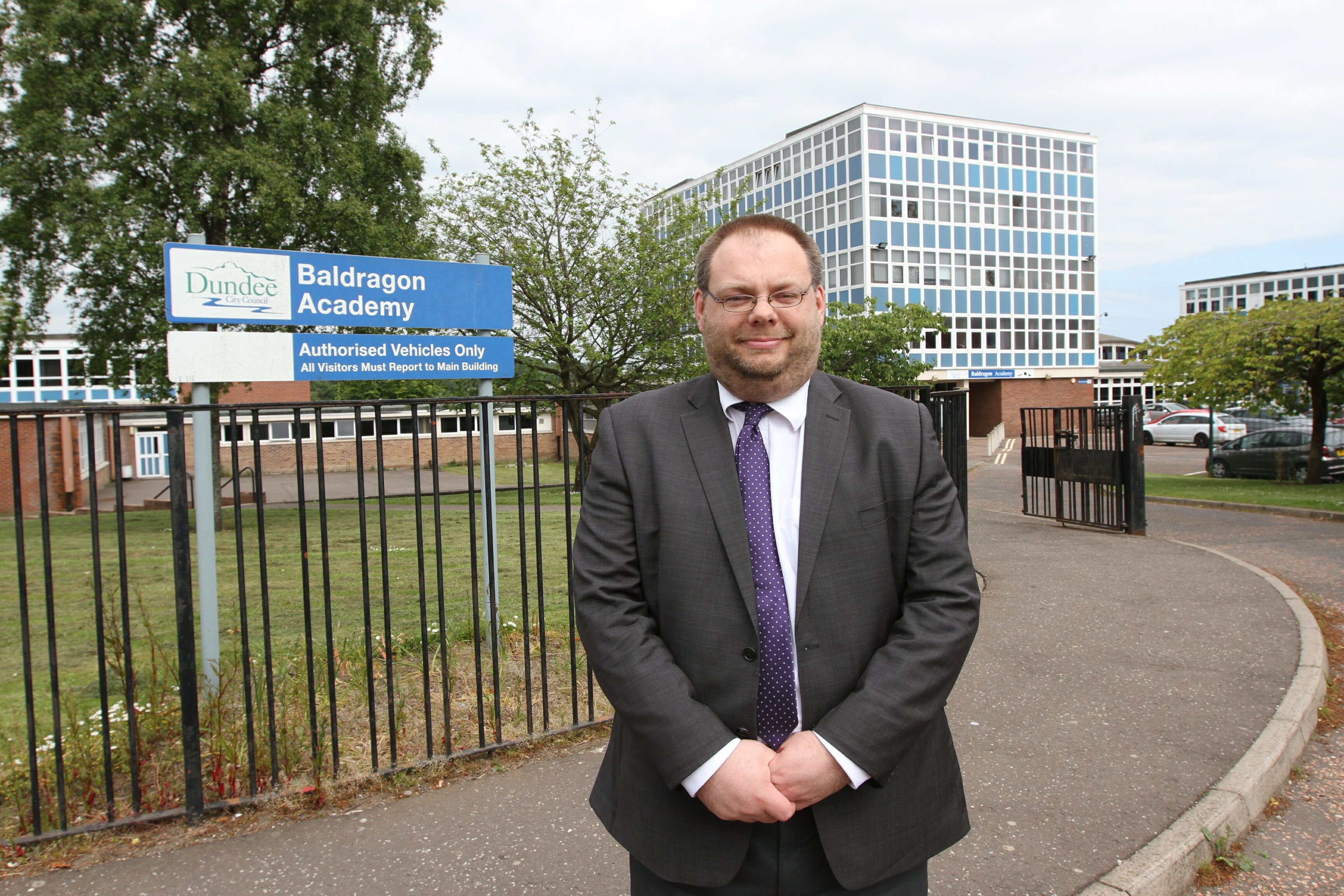 Councillor Stewart Hunter.