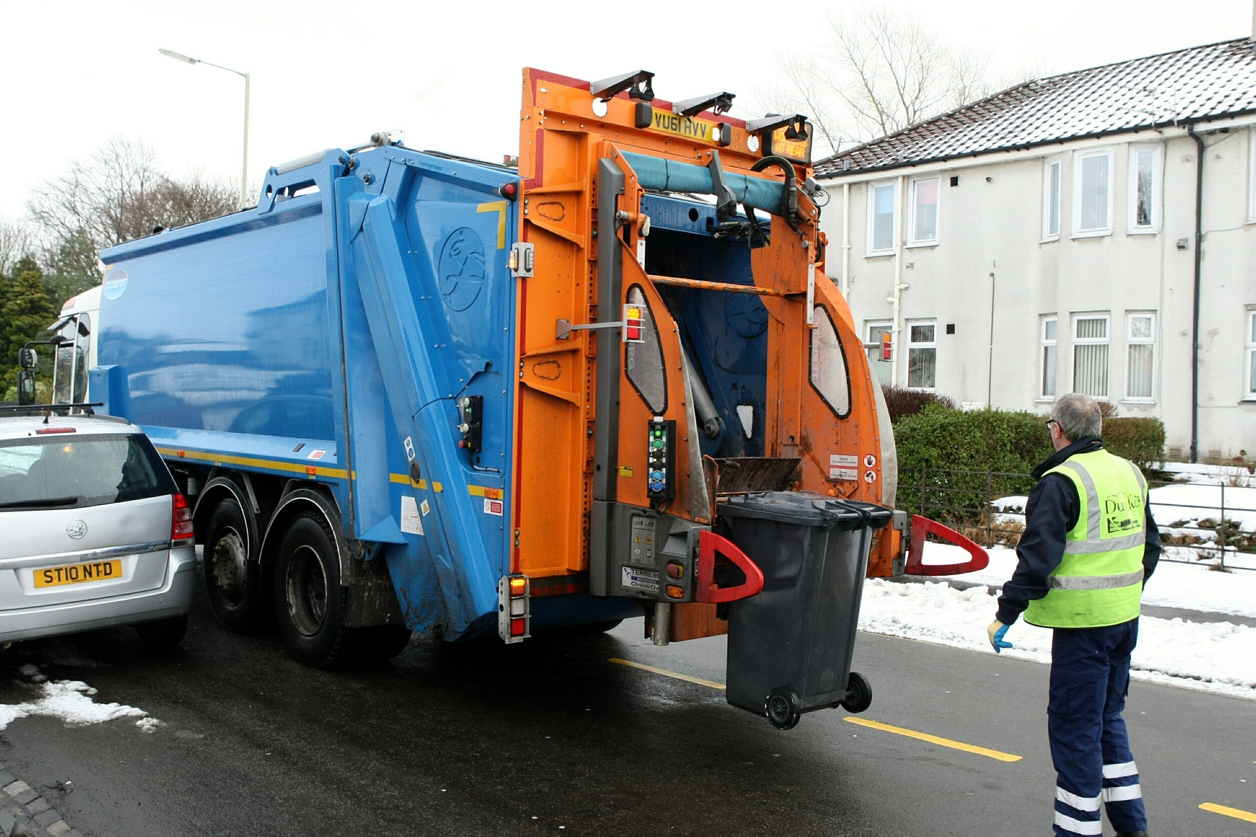 Council services including bin collections will change over Christmas.