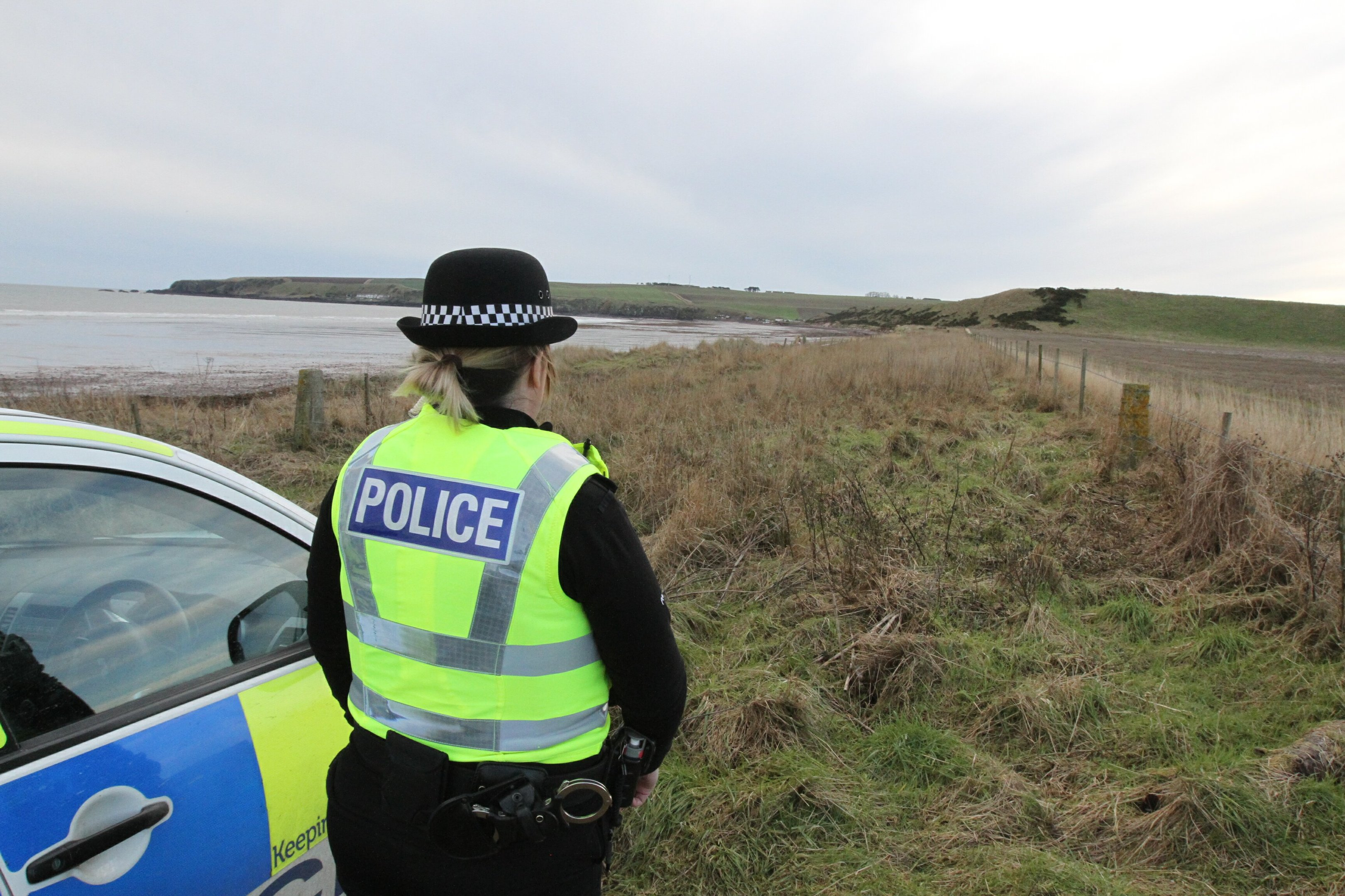 Police have been searching for further remains