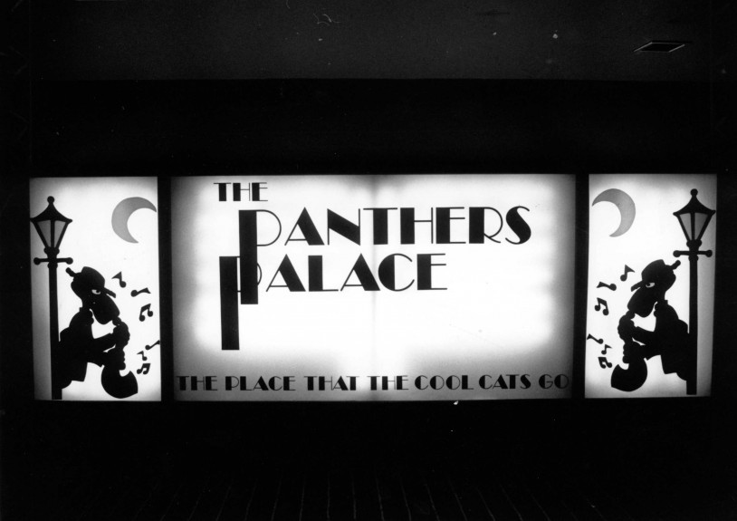 The Panthers Palace in St Andrews Lane in 1989. 'The place where all the cool cats go.' The nightclub opened on September 21 1989. Two of the bands to play the opening weekend were the Cats Eyes, while the Beaver Sister appeared on the Sunday.