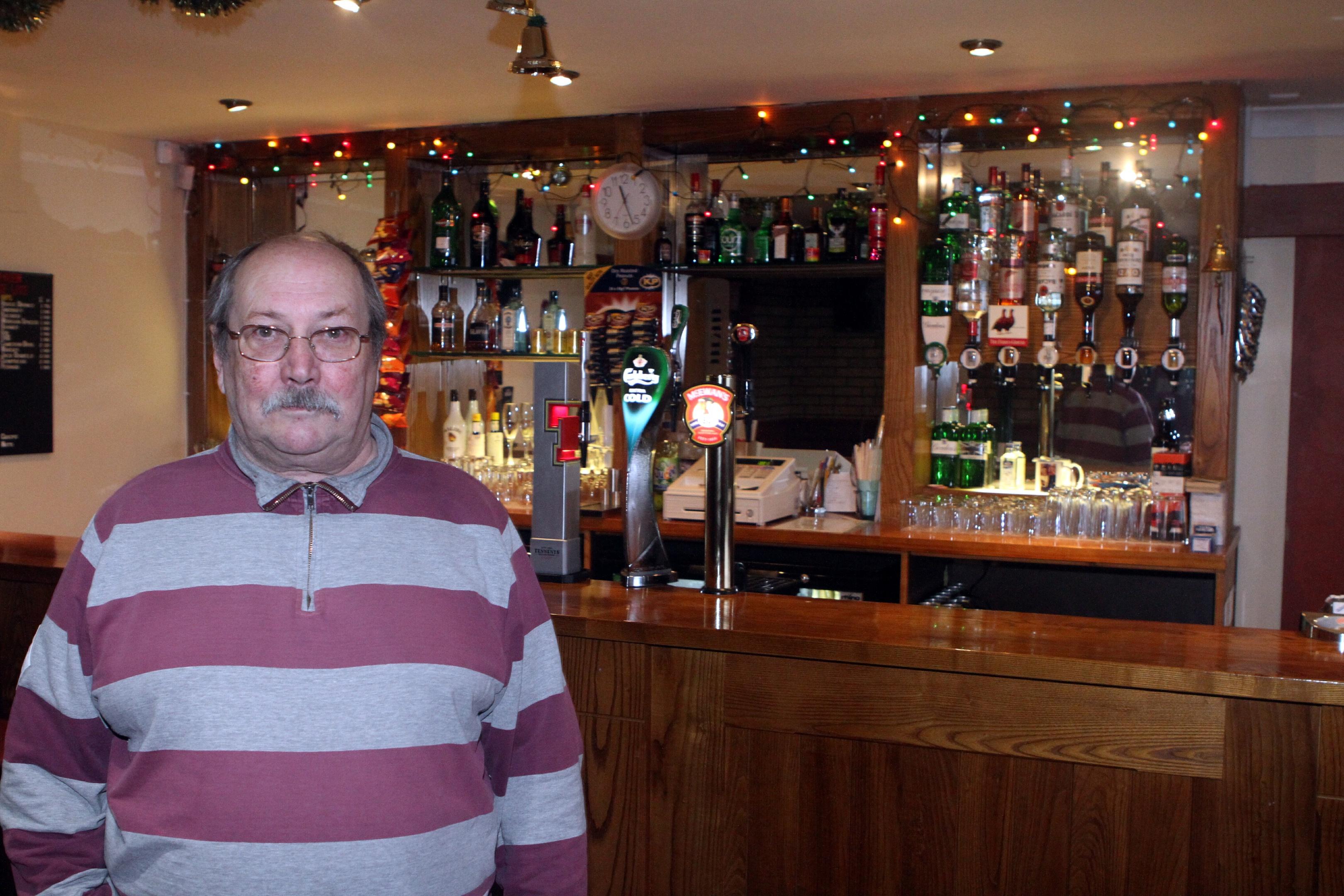 Pub Saved By Locals Who Raised  U00a38 000