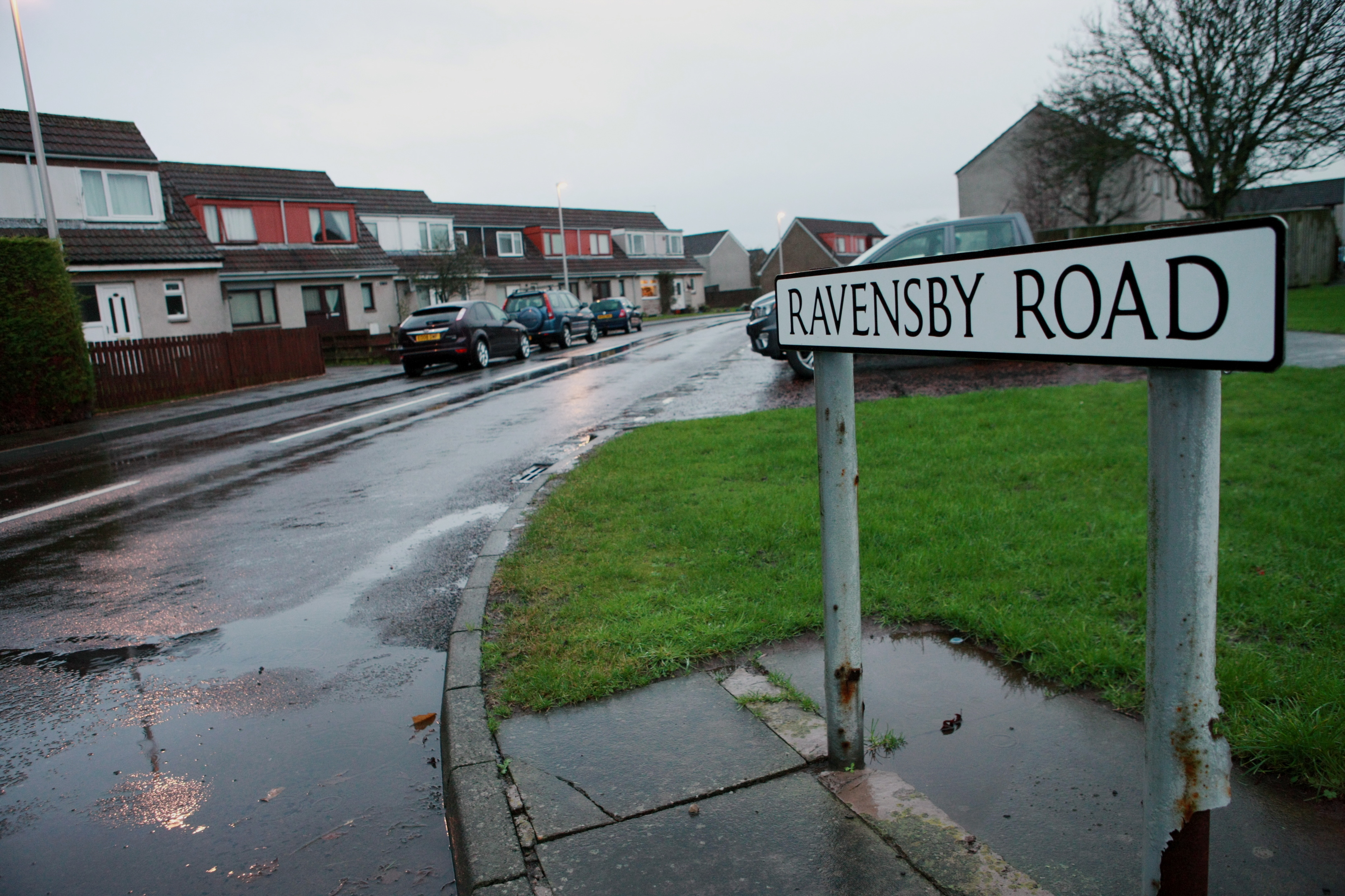 Ravensby Road