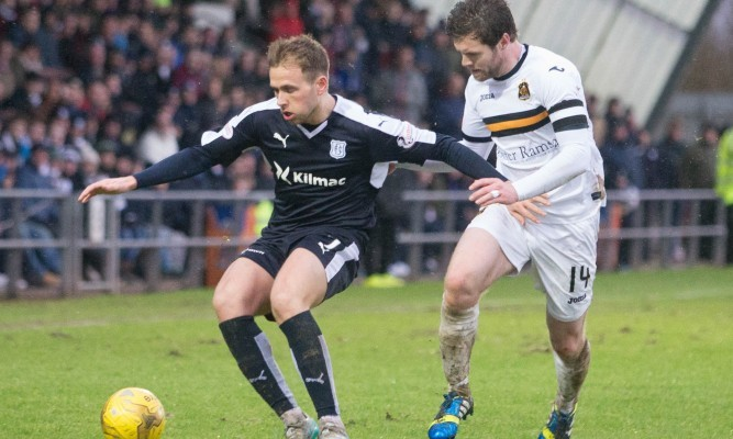 Dundee will hope to get the better of Dumbarton in tonight's replay.