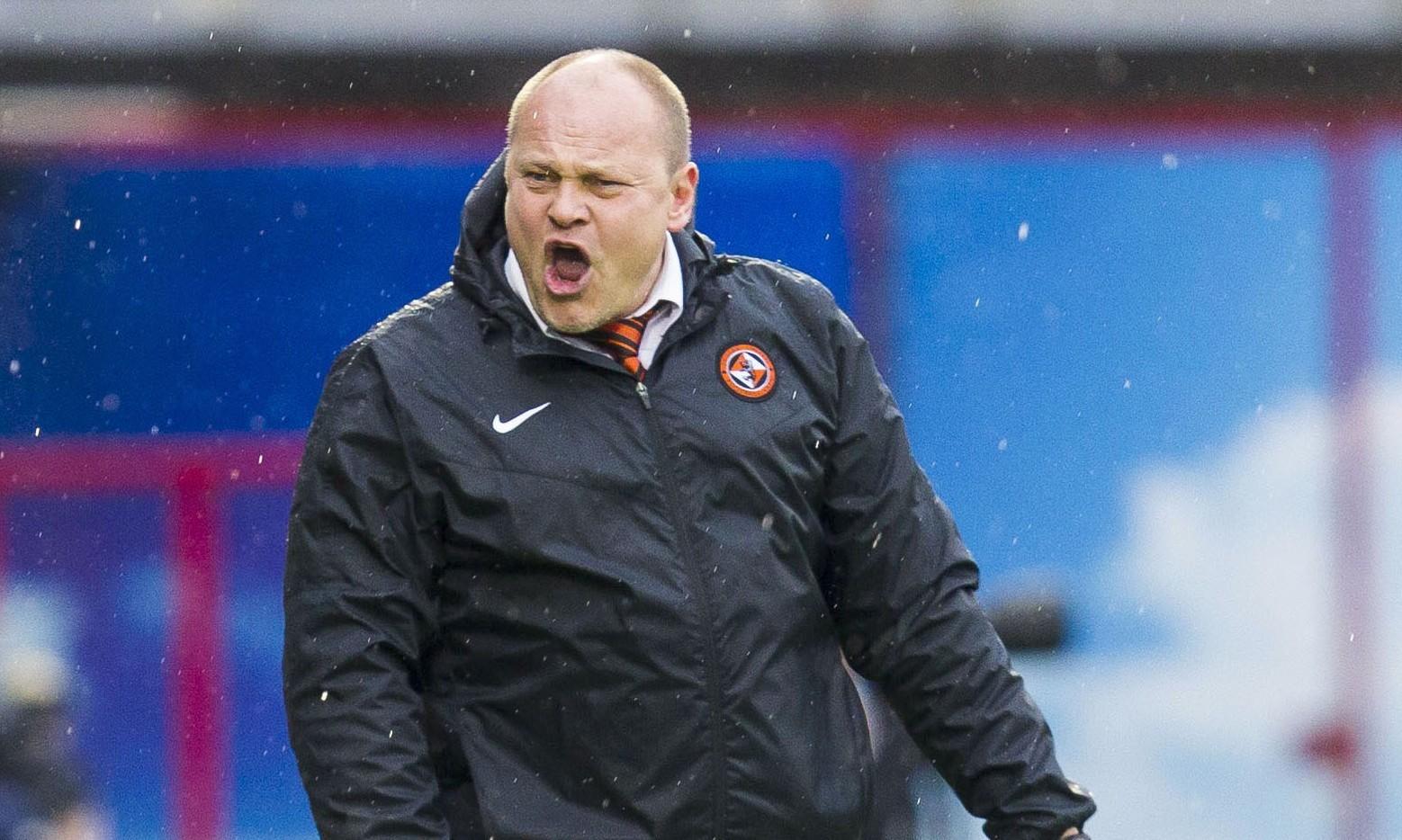 Dundee United gaffer Mixu Paatelainen.