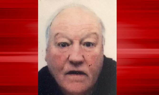 Missing man Robert McLaren