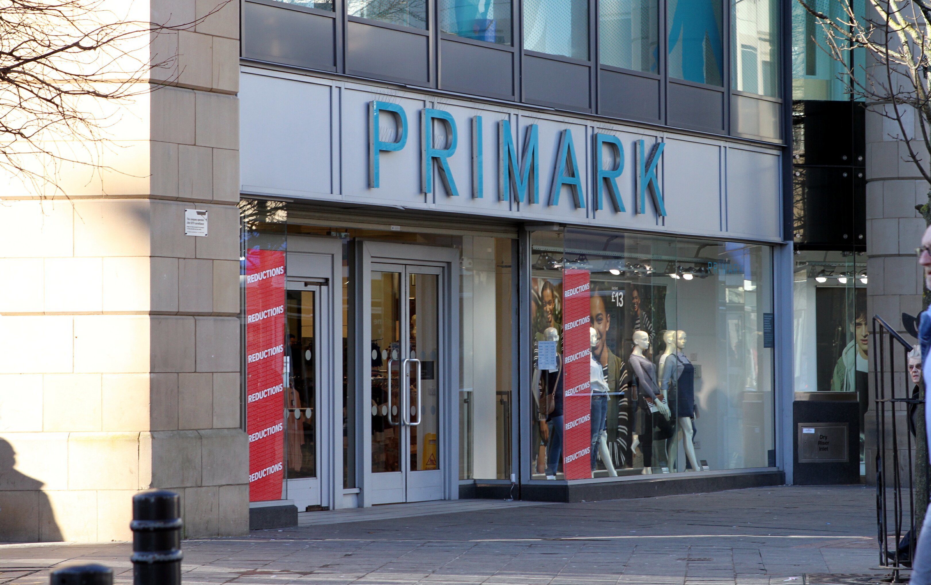 Primark's Dundee store