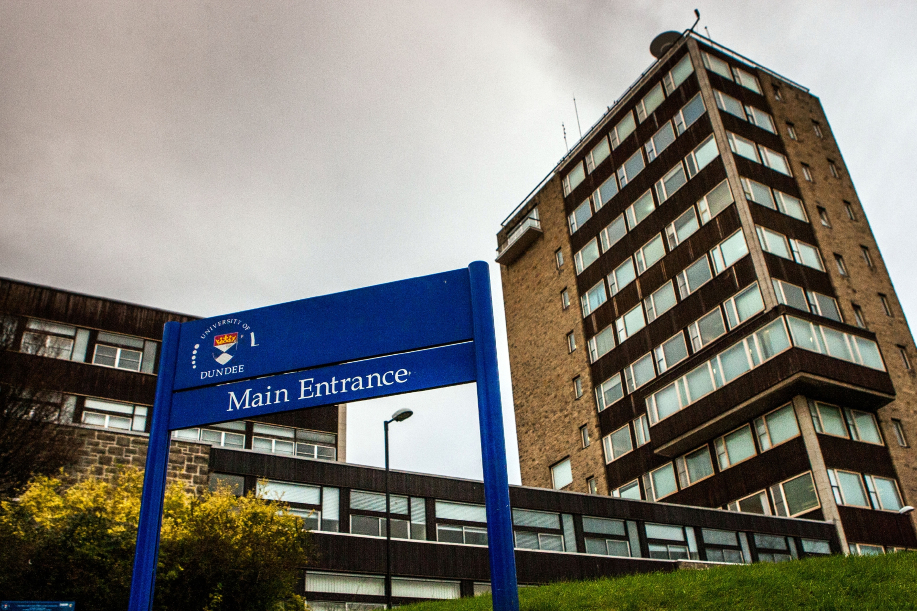 Compulsory redundancies at Dundee University cannot be ruled out.