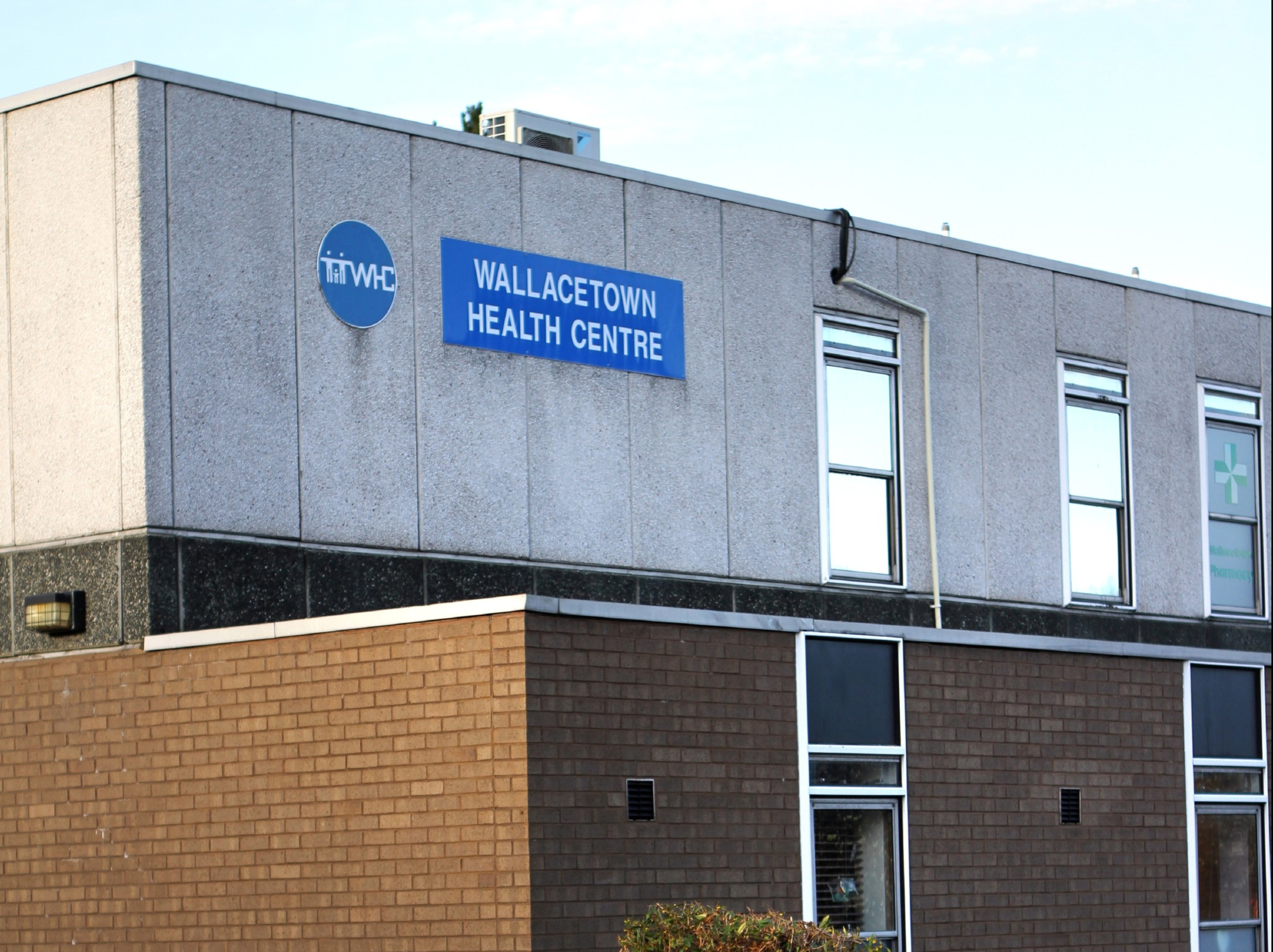 Wallacetown Health Centre.