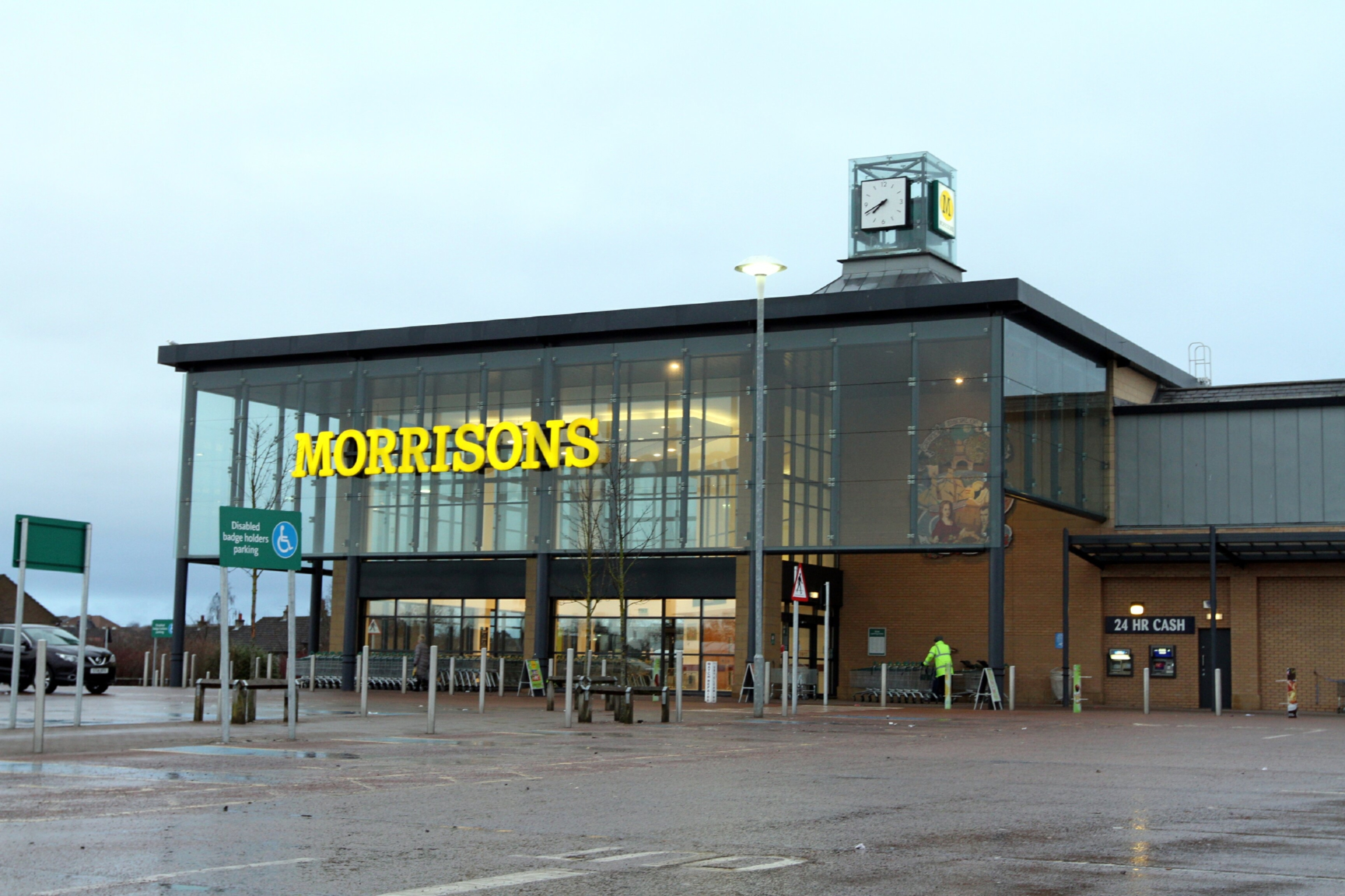 Morrisons in Dundee