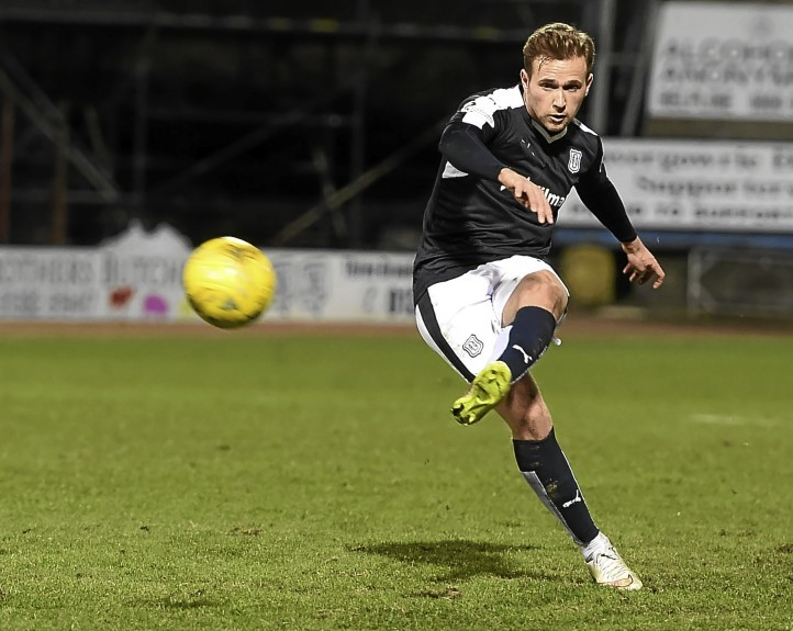 Dundee are keen to hold on to their main man.