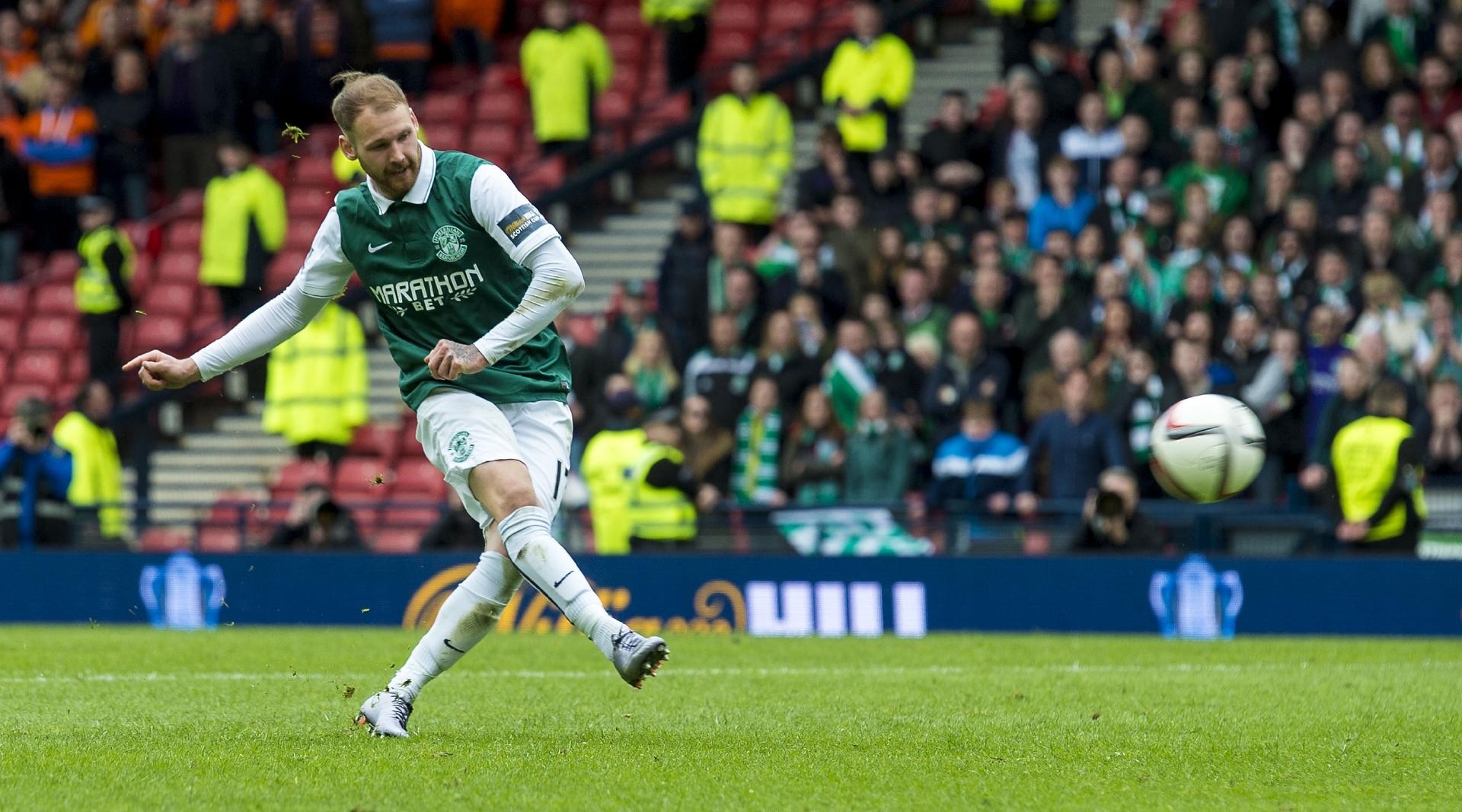 Former Dundee winger Martin Boyle.