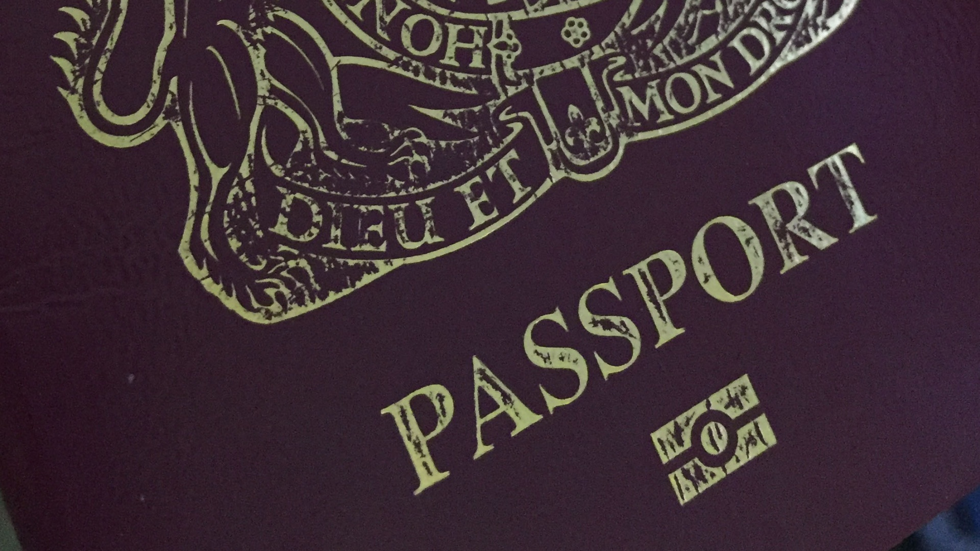 To gain access to the US you'll need to have an e-passport.