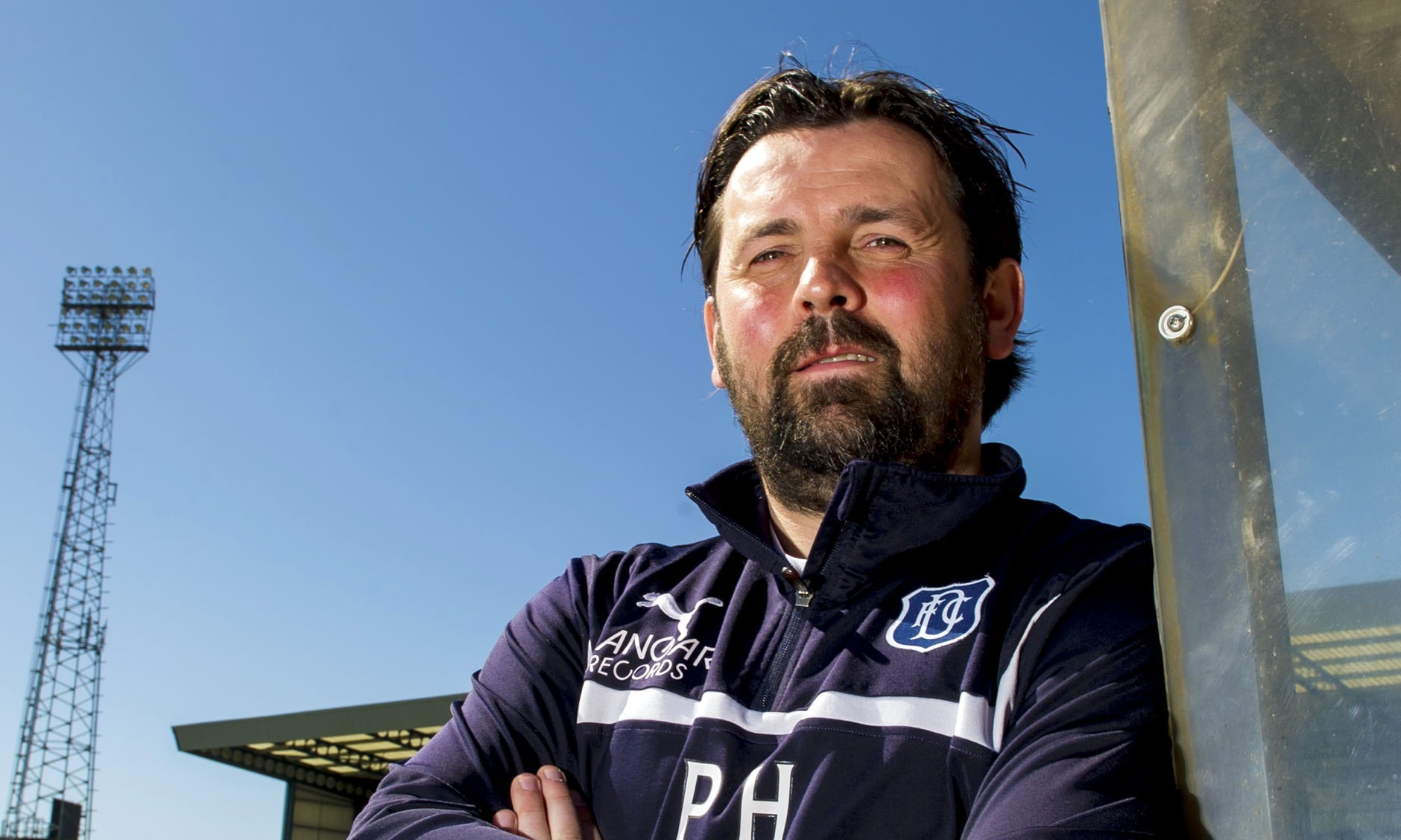 Dundee gaffer Paul Hartley