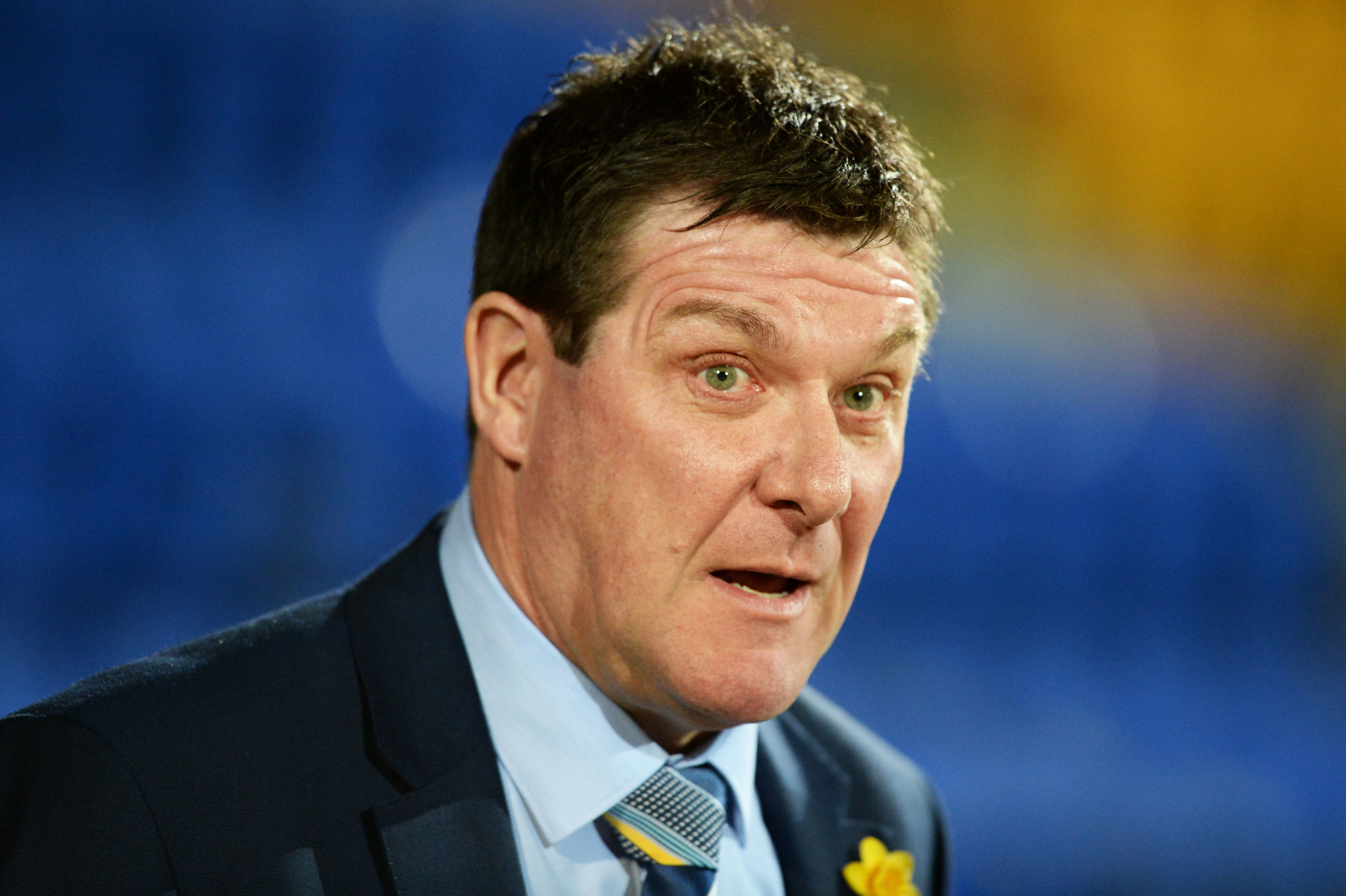 Tommy Wright has been linked with the vacant Dundee United position.