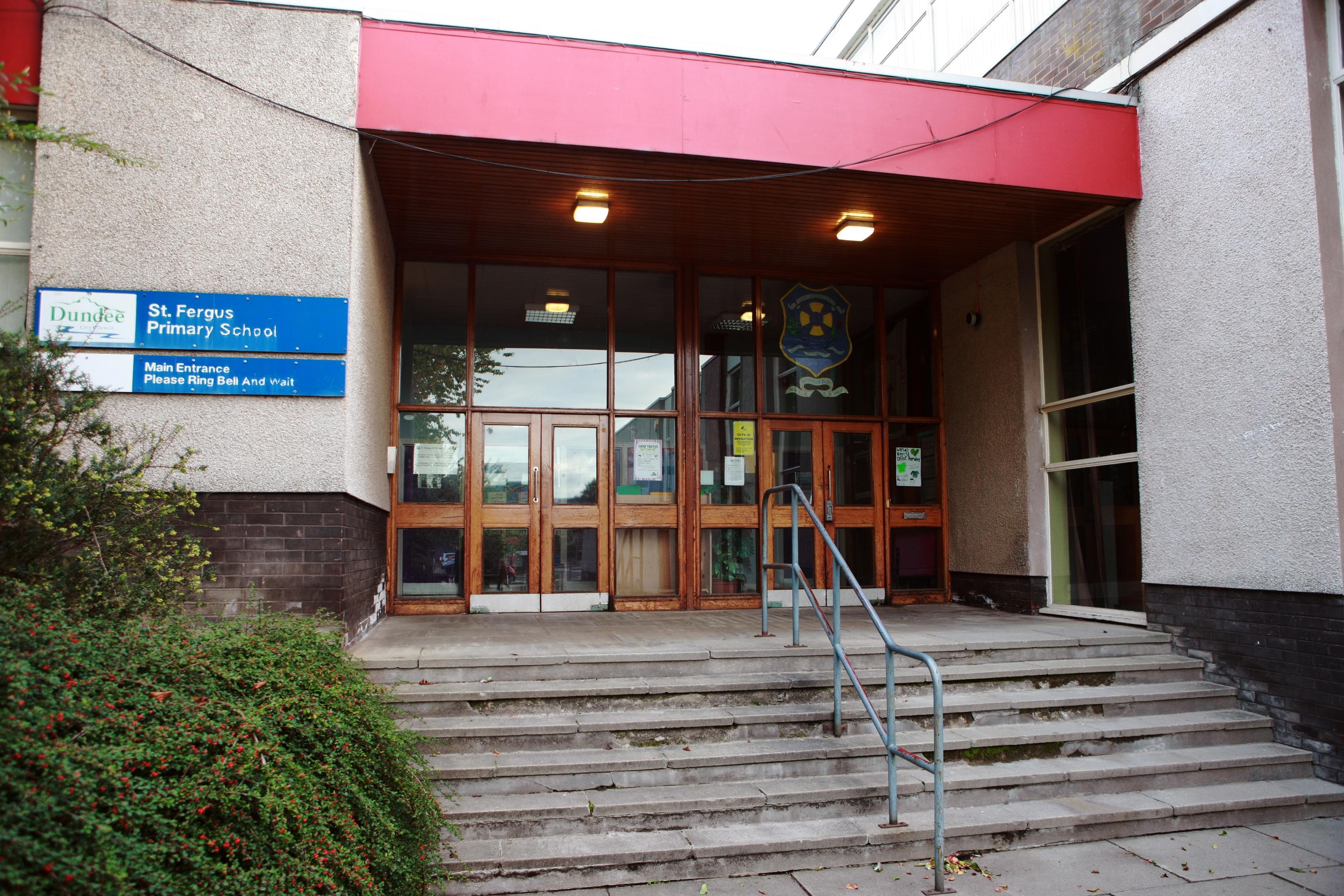 St Fergus Primary.