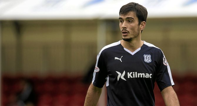 Julen Etxaneguren returns to former club East Fife in League Cup.
