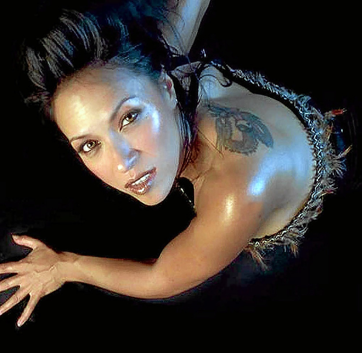 Annabella Lwin of Bow Wow Wow