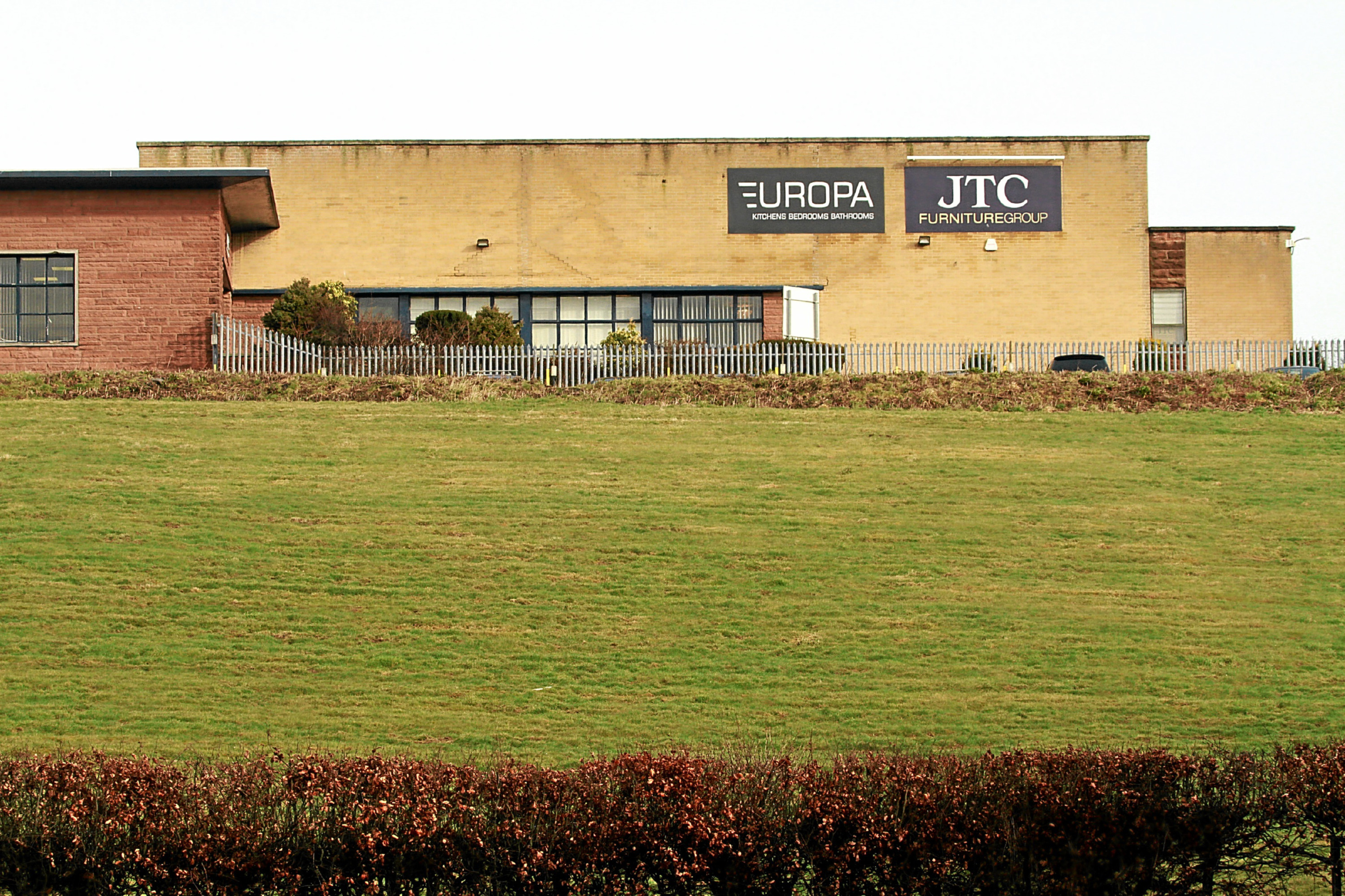 JTC Furniture's headquarters in the north-west of the city.