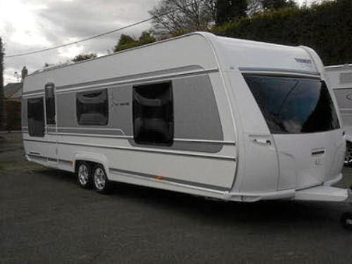 £20.5k caravan stolen in 1 Glebeland Place, Kellas from Charlie Whyte