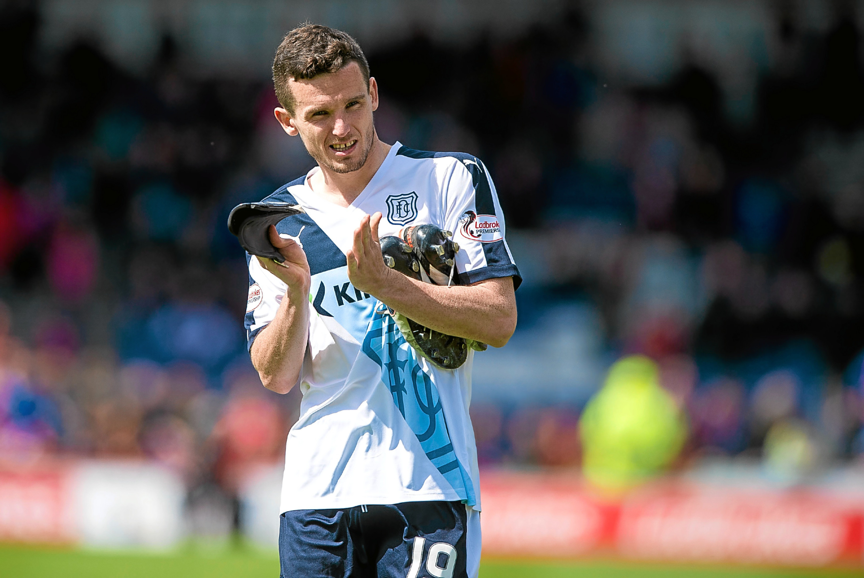 Paul McGinn looks set to deal a deal at Chesterfield