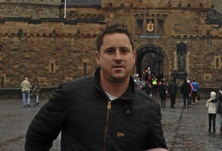 Stuart Mathers, of Dundee