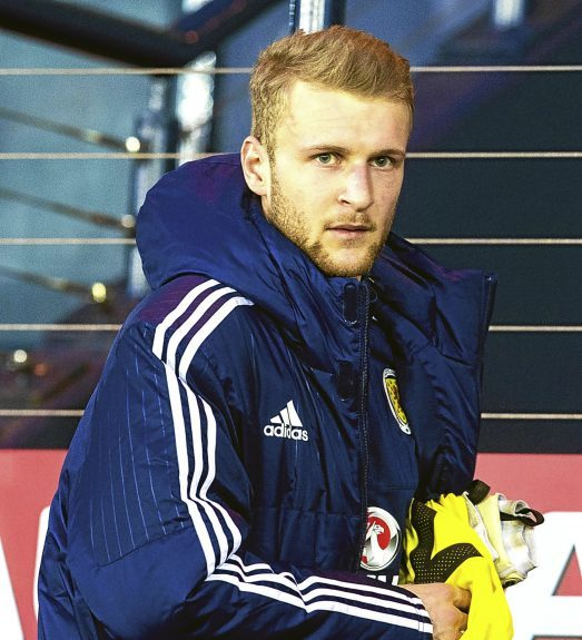 Scott Bain will have to wait for his chance for Scotland says Andy Goram