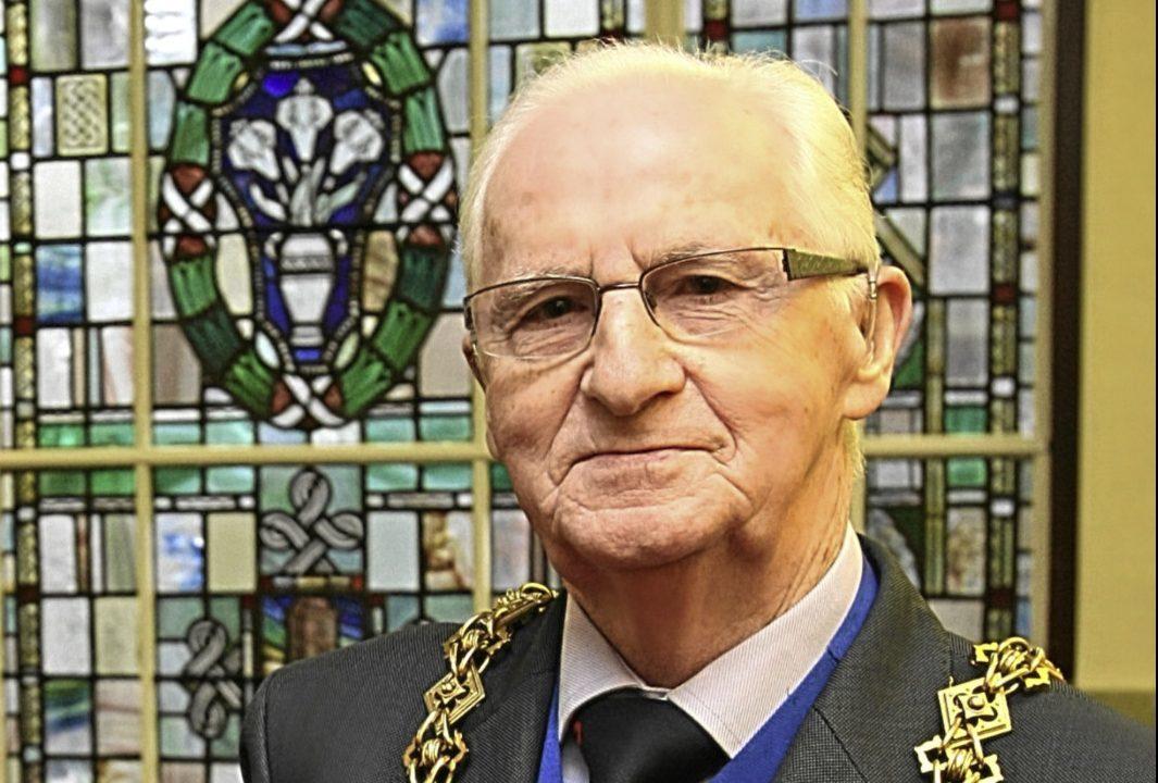 Former Lord Provost John Letford