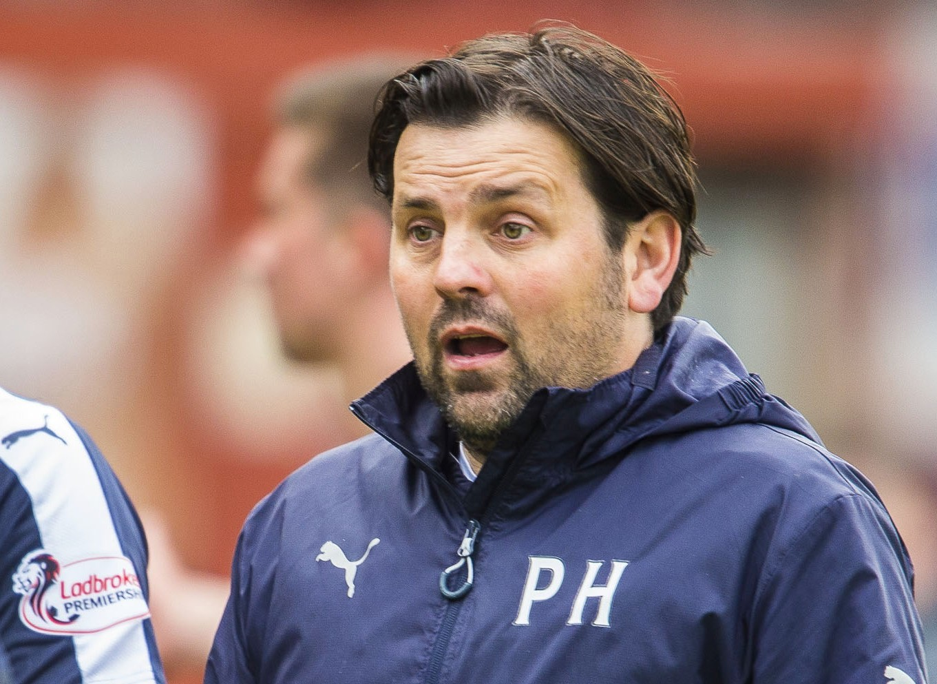 Paul Hartley says Dundee United's relegation would be a loss to the city.