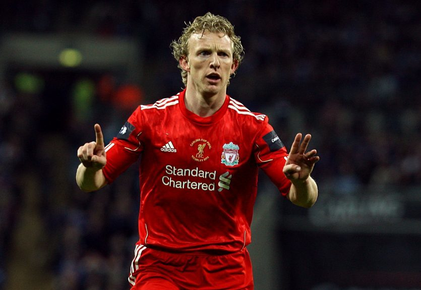 Ex-Liverpool star Dirk Kuyt came through the youth system at Quick Boys.