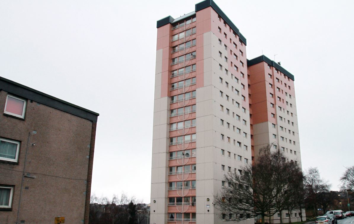 Dudhope Court