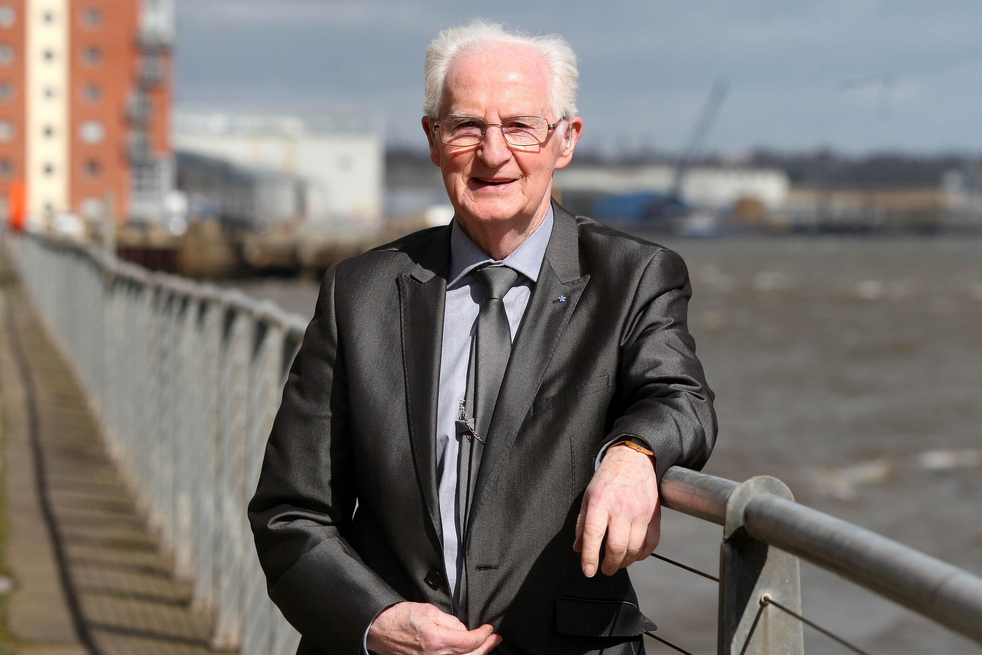 Former Lord Provost John Letford spoke exclusively to the Tele.